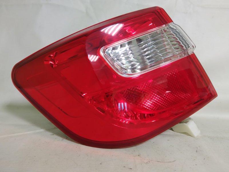 Стоп-сигнал Toyota Camry AVV50 2AR-FXE 2012.03 задний левый (б/у)