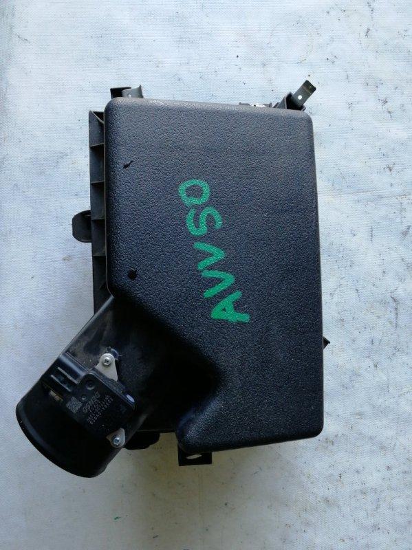 Корпус воздушного фильтра Toyota Camry AVV50 2AR-FXE 2012.03 (б/у)
