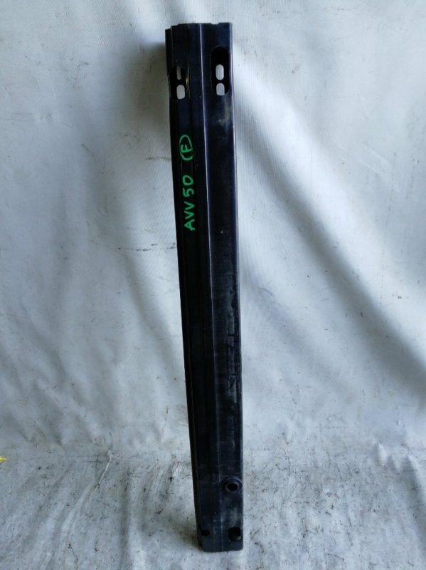 Жесткость бампера Toyota Camry AVV50 2AR-FXE 2012.03 передний (б/у)