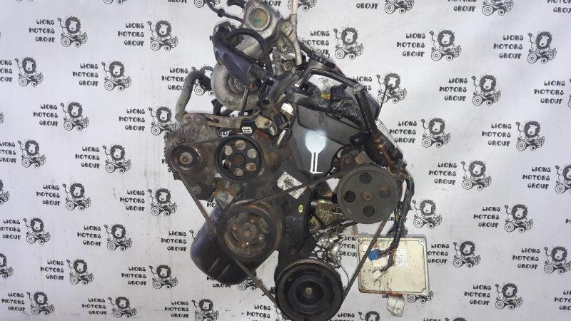Двигатель Toyota Tercel EL53 5E-0782000 (б/у)