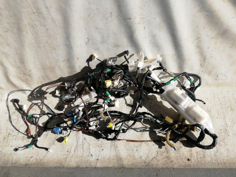 Проводка под торпеду Toyota Camry AVV50 2AR-FXE 2012.03 (б/у)