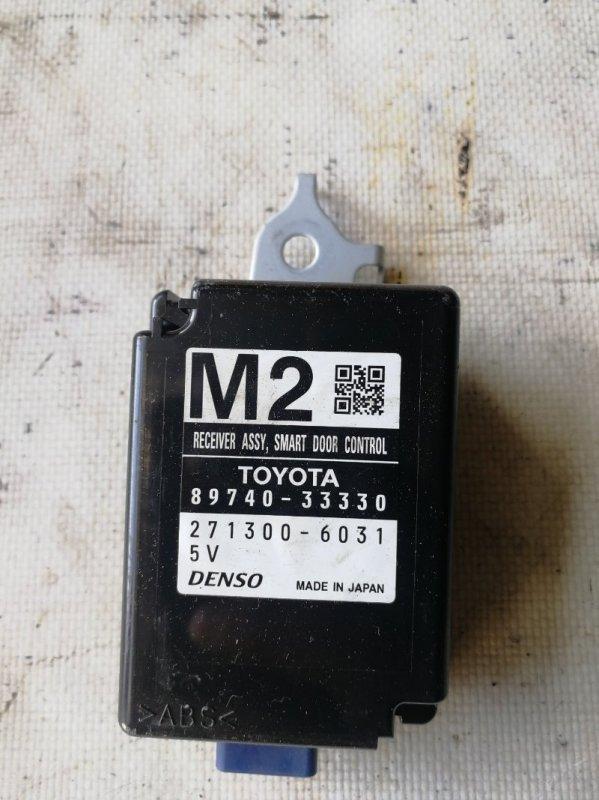 Блок управления дверьми Toyota Camry AVV50 2AR-FXE 2012.03 (б/у)