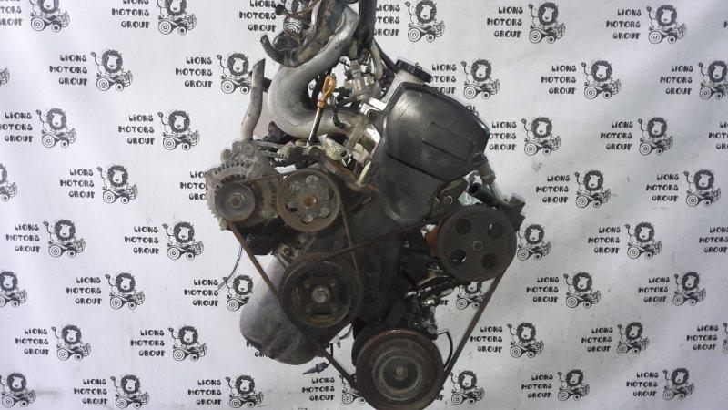Двигатель Toyota Corsa EL53 5E-0926457 (б/у)