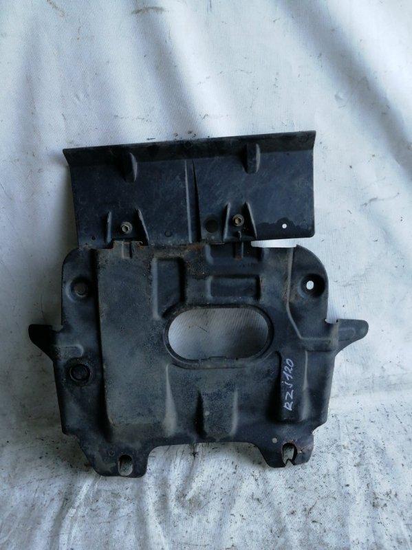 Защита двигателя Toyota Land Cruiser Prado RZJ120 3RZ-FE 2002.10 передняя (б/у)