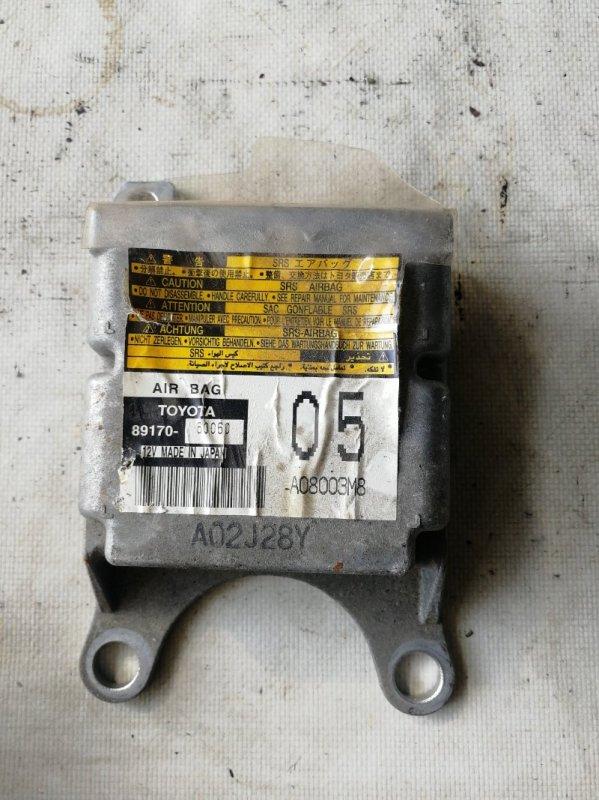 Блок управления airbag Toyota Land Cruiser Prado RZJ120 3RZ-FE 2002.10 (б/у)