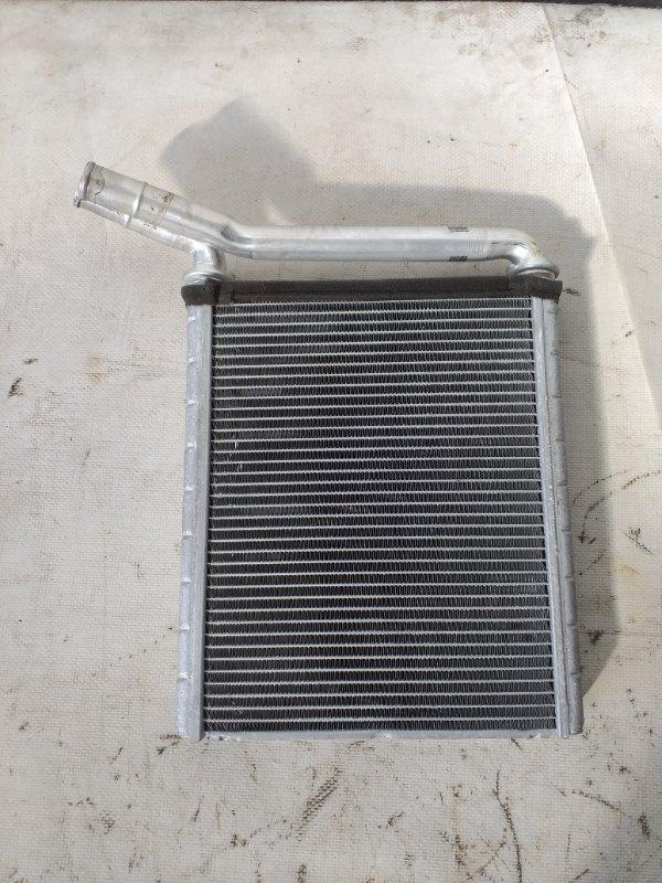 Радиатор печки Toyota Corolla Fielder NZE141G 1NZ-FE (б/у)