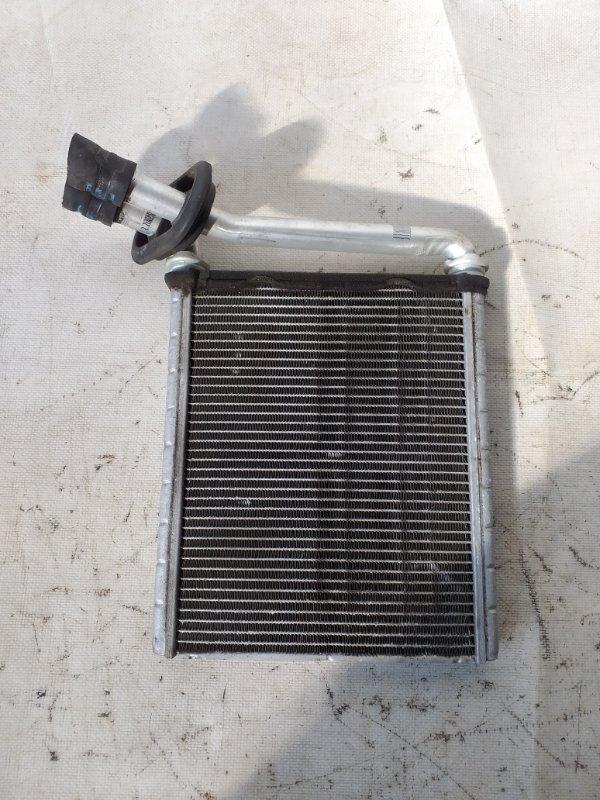 Радиатор печки Toyota Hiace KDH205 2KD-FTV (б/у)