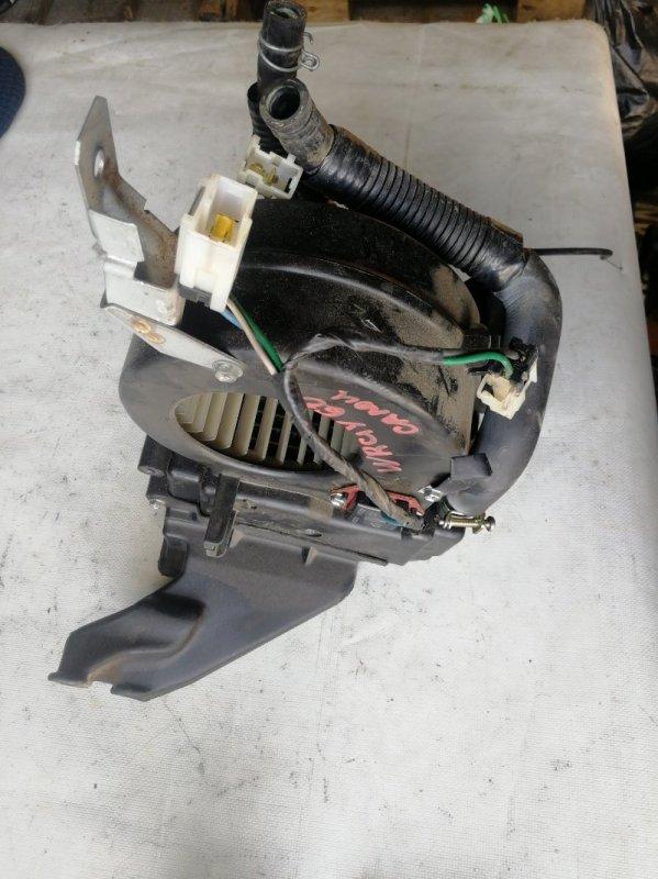 Печка салона Nissan Safari WRGY60 TD42 1992.03 задняя (б/у)