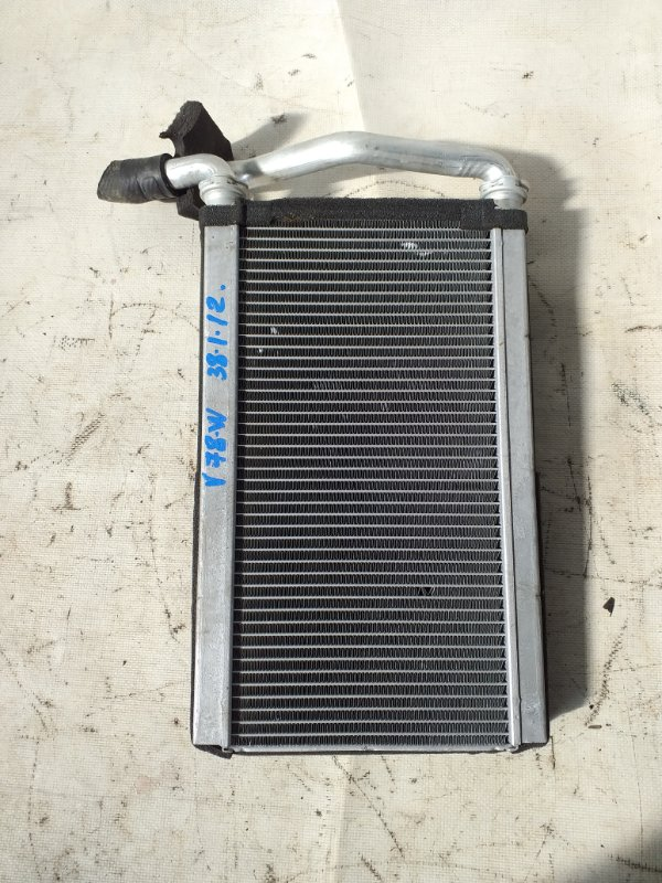 Радиатор печки Mitsubishi Pajero V78W (б/у)