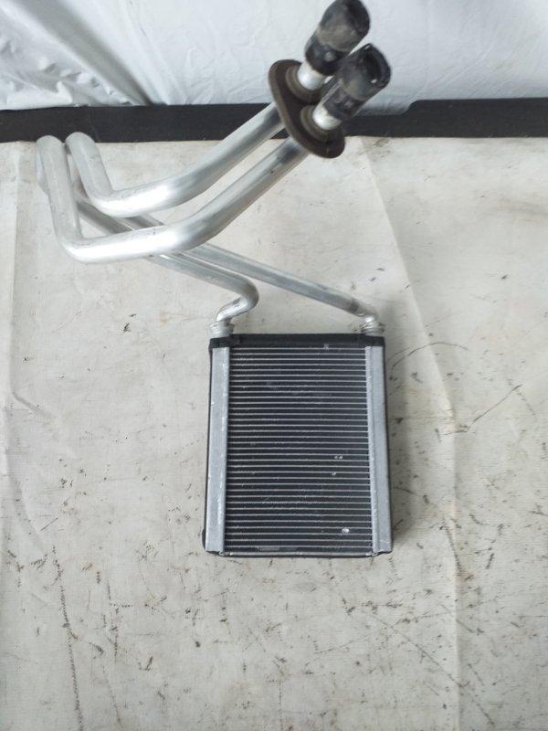 Радиатор печки Toyota Corolla Fielder NZE124 1NZ 2003 (б/у)