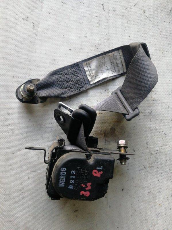 Ремень безопасности Nissan Safari WRGY60 TD42 1992.03 задний (б/у)