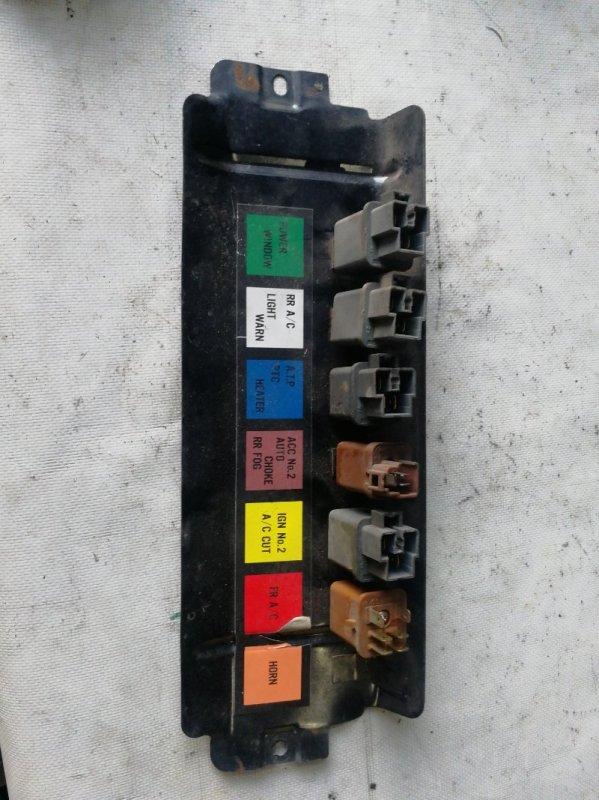 Блок реле Nissan Safari WRGY60 TD42 1992.03 (б/у)