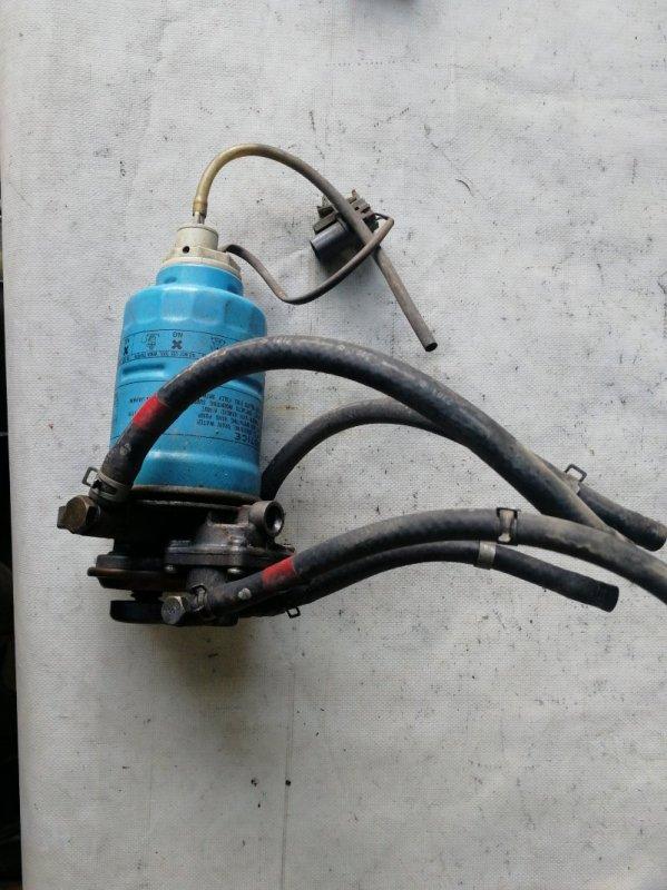 Насос ручной подкачки Nissan Safari WRGY60 TD42 1992.03 (б/у)