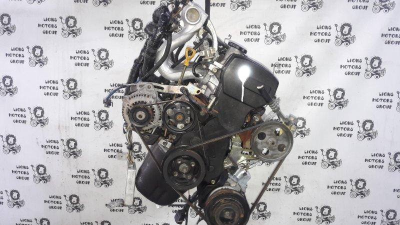Двигатель Toyota Corsa EL53 5E-0757945 (б/у)
