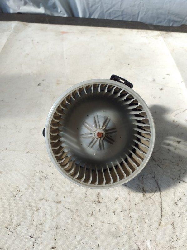 Мотор печки Toyota Funcargo NCP25 1NZ-FE (б/у)