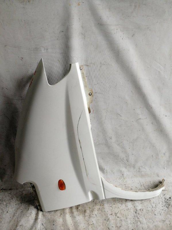 Крыло Mitsubishi Delica PE8W 4M40 переднее правое (б/у)