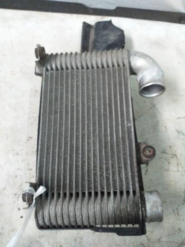 Радиатор интеркулера Toyota Hiace KDH205 2KD-FTV (б/у)
