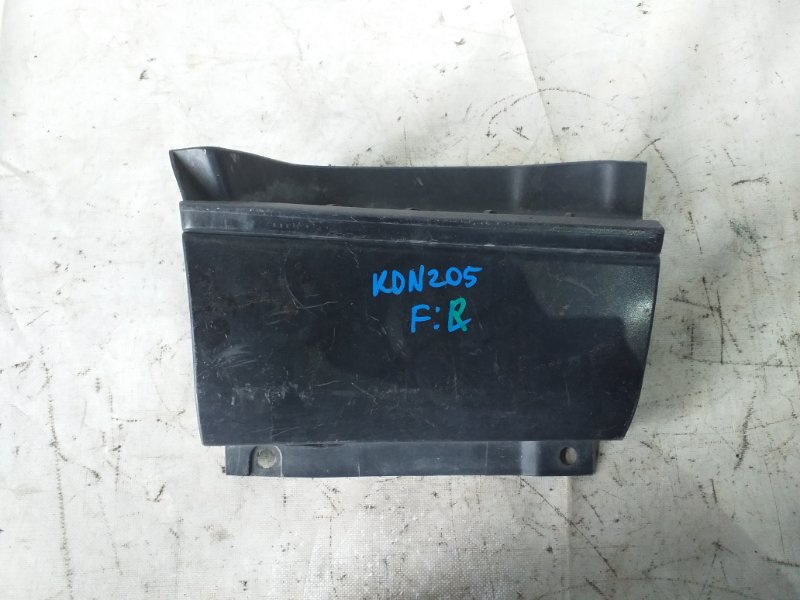 Подножка Toyota Hiace KDH205 2KD-FTV передняя правая (б/у)
