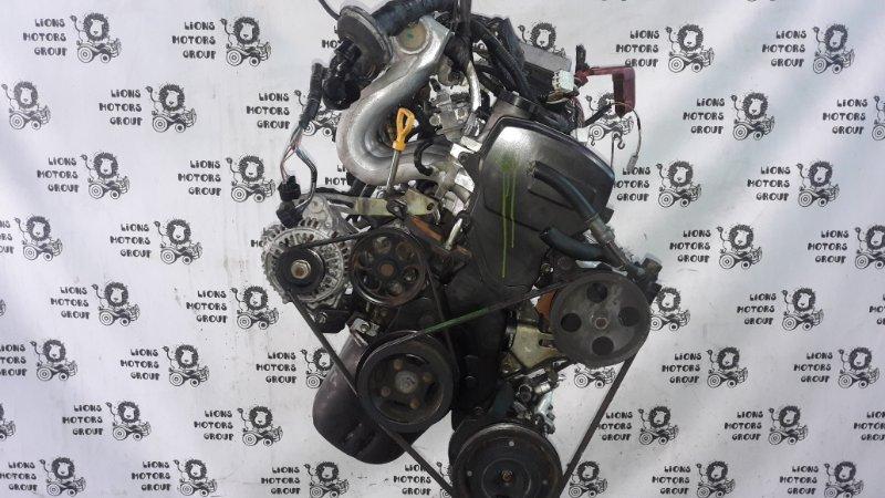 Двигатель Toyota Tercel EL53 5E-1117868 1997 (б/у)
