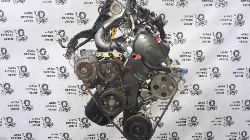Двигатель Toyota Tercel EL53 5E-0835987 (б/у)