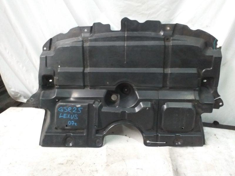 Защита двигателя Lexus Is250 GSE25 2007 (б/у)
