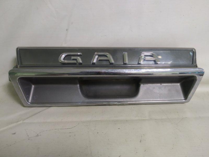 Ручка двери задней Toyota Gaia SXM15 3S-FE (б/у)