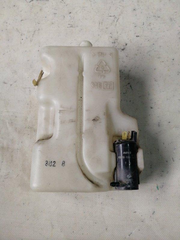 Бачок омывателя Mitsubishi Delica PE8W 4M40 задний (б/у)