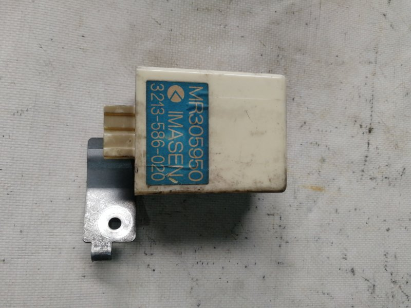 Блок управления 4wd Mitsubishi Delica PE8W 4M40 (б/у)
