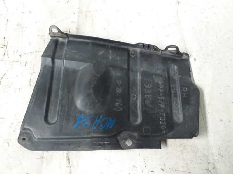 Защита двигателя Toyota Rav4 ACA33 2007 передняя правая (б/у)