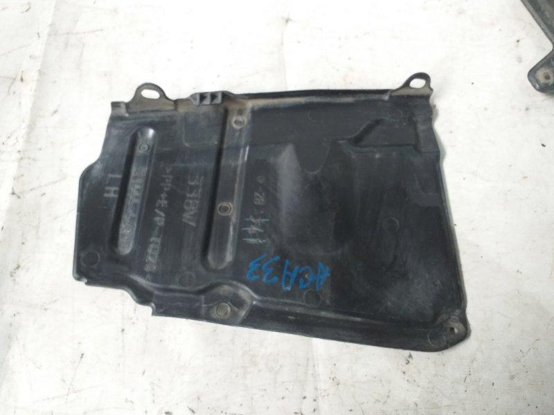 Защита двигателя Toyota Rav4 ACA33 2007 передняя левая (б/у)