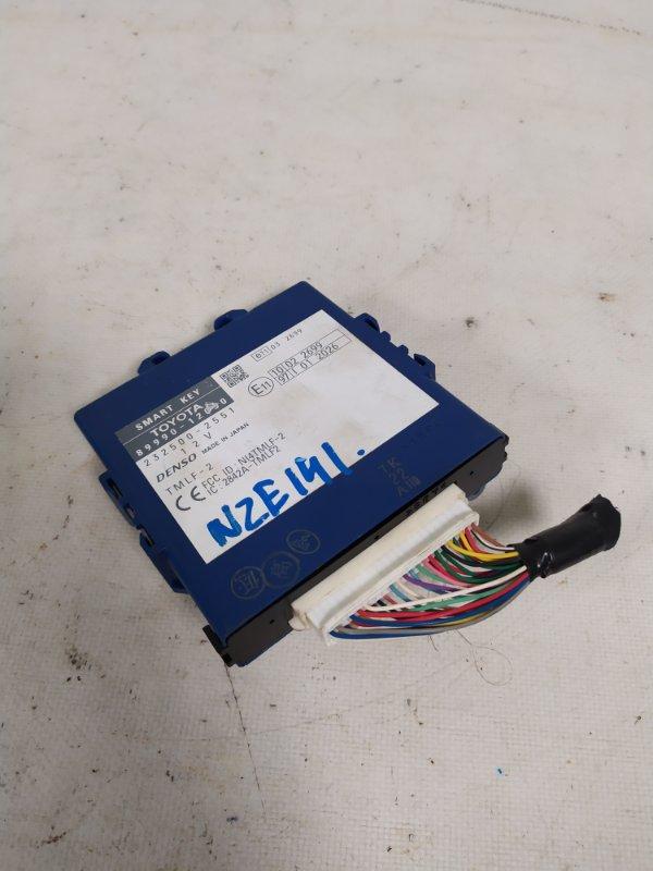Блок управления электронным ключом Toyota Corolla Fielder NZE141 1NZ-FE (б/у)