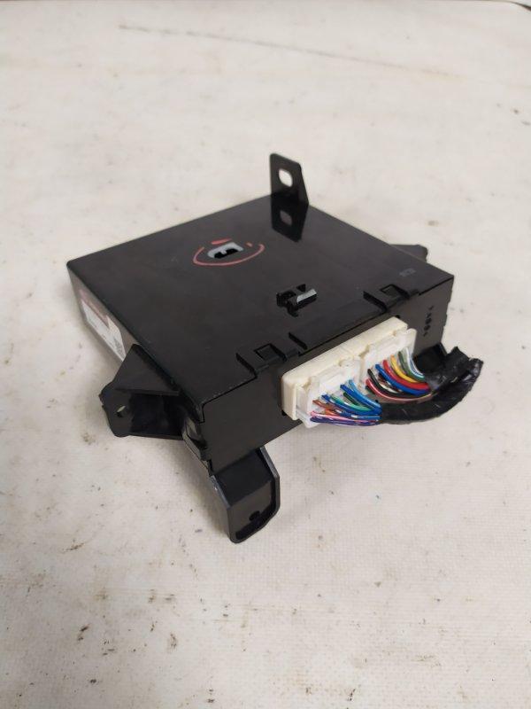 Блок управления климат-контролем Subaru Legacy BR9 (б/у)