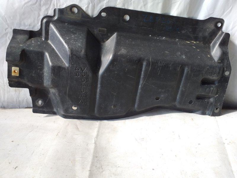 Защита двигателя Toyota Allion ZRT265 2ZR 2007 передняя правая (б/у)