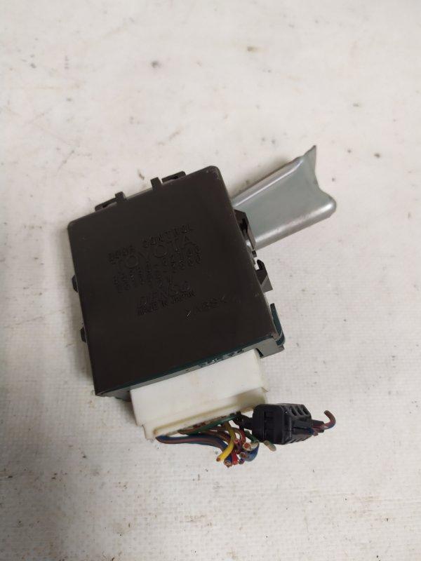 Блок управления дверьми Toyota Vitz NCP15 (б/у)