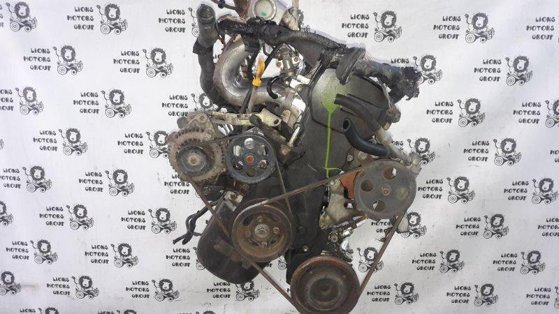 Двигатель Toyota Corsa EL53 5E-1066313R (б/у)