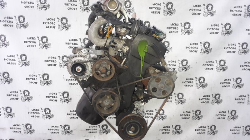 Двигатель Toyota Corsa EL53 5E-1046462 (б/у)