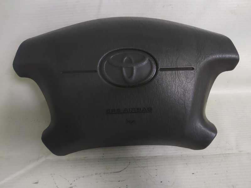 Airbag водительский Toyota Cresta JZX105 1JZ-GE (б/у)