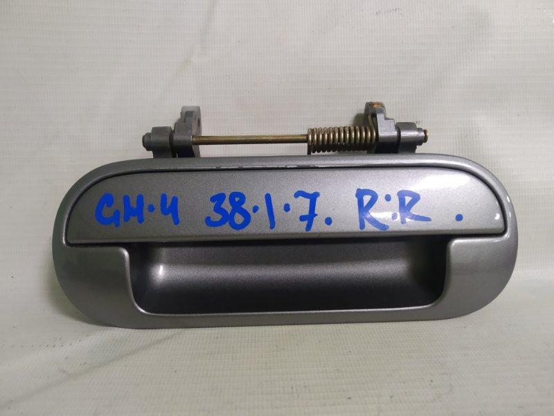 Ручка двери Honda Hr-V GH4 D16A 2001 задняя правая (б/у)