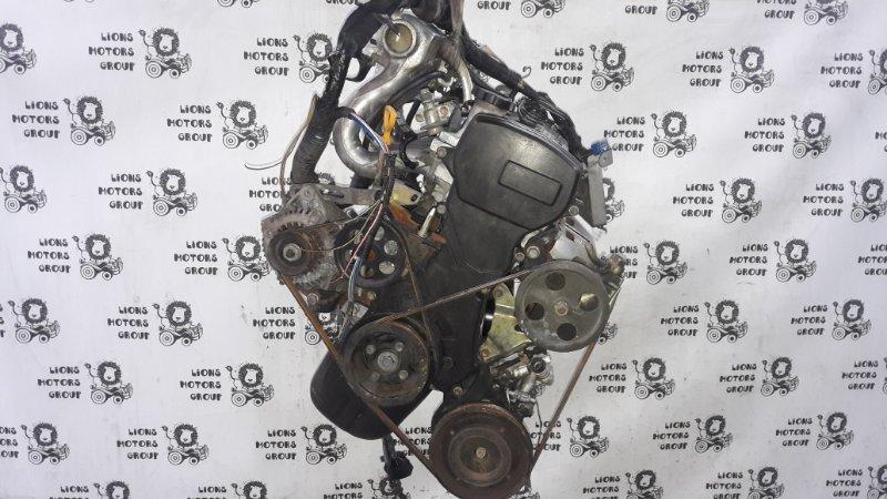 Двигатель Toyota Corsa EL53 5E-0826212 (б/у)