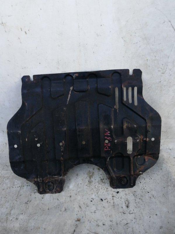 Защита двигателя Mitsubishi Delica PE8W 4M40 (б/у)