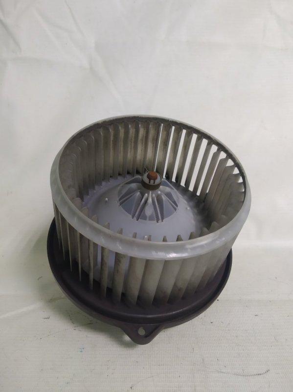 Мотор печки Mitsubishi Pajero V78W 4M41 (б/у)