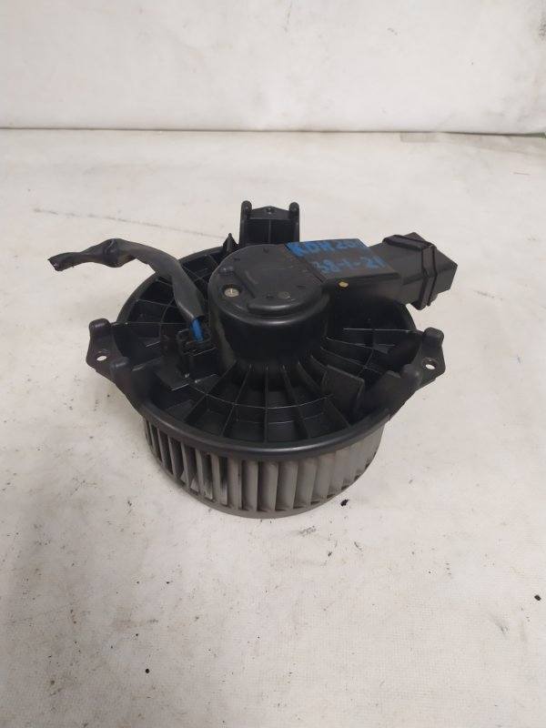 Мотор печки Toyota Hiace KDH205 2KD-FTV (б/у)