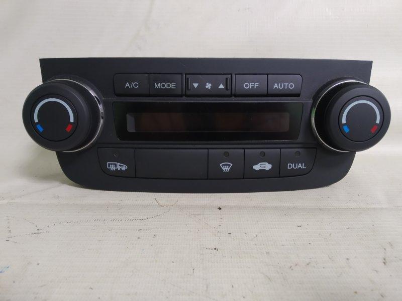 Блок управления климат-контролем Honda Crv RE4 K24A (б/у)