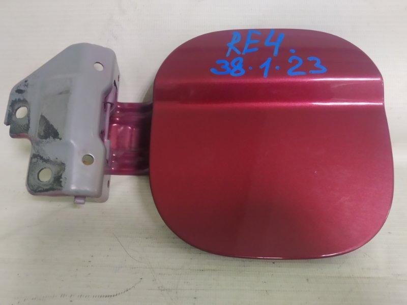 Лючок бензобака Honda Crv RE4 K24A (б/у)