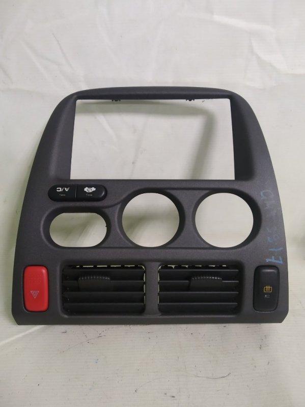 Консоль магнитофона Honda Hr-V GH4 D16A 2001 (б/у)