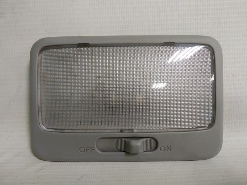 Светильник салона Honda Hr-V GH4 D16A 2001 задний (б/у)