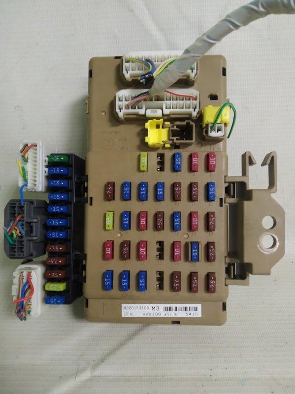 Блок предохранителей Subaru Impreza GP7 FB20 (б/у)
