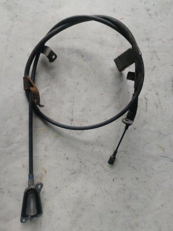 Тросик ручника Nissan X-Trail NT30 QR20 задний левый (б/у)