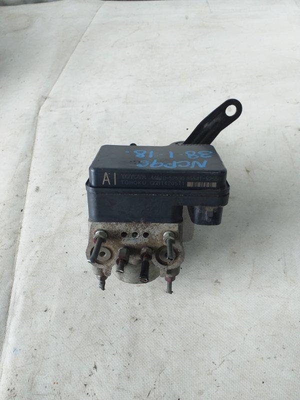 Блок abs Toyota Belta NCP96 (б/у)