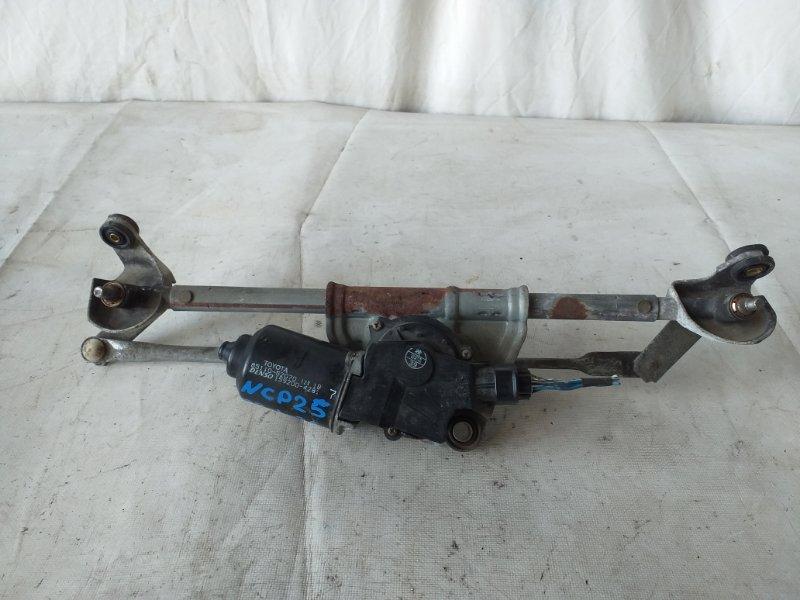 Мотор дворников Toyota Funcargo NCP25 (б/у)